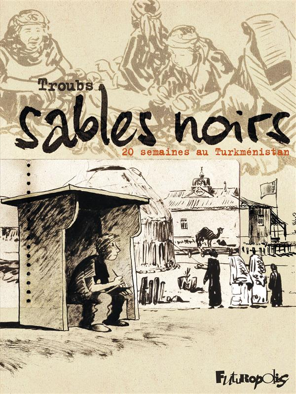 SABLES NOIRS