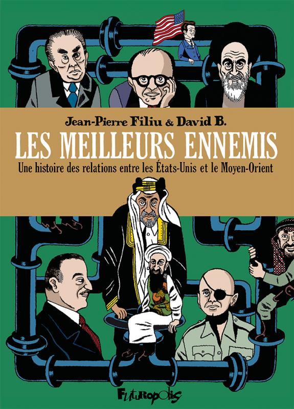 COFFRET LES MEILLEURS ENNEMIS 3V