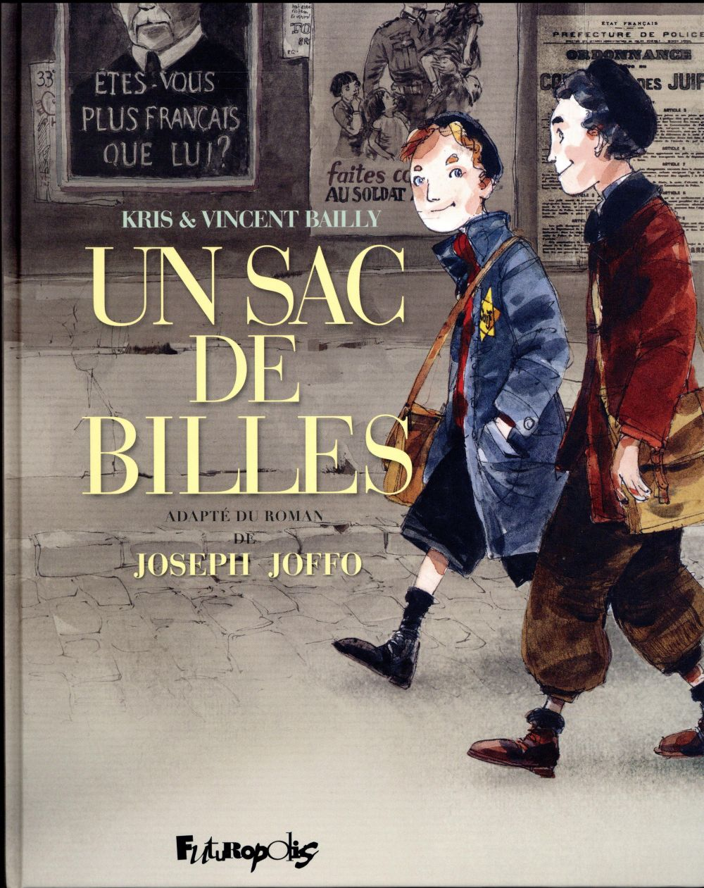 UN SAC DE BILLES - INTEGRALE