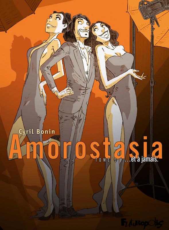 AMOROSTASIA T3