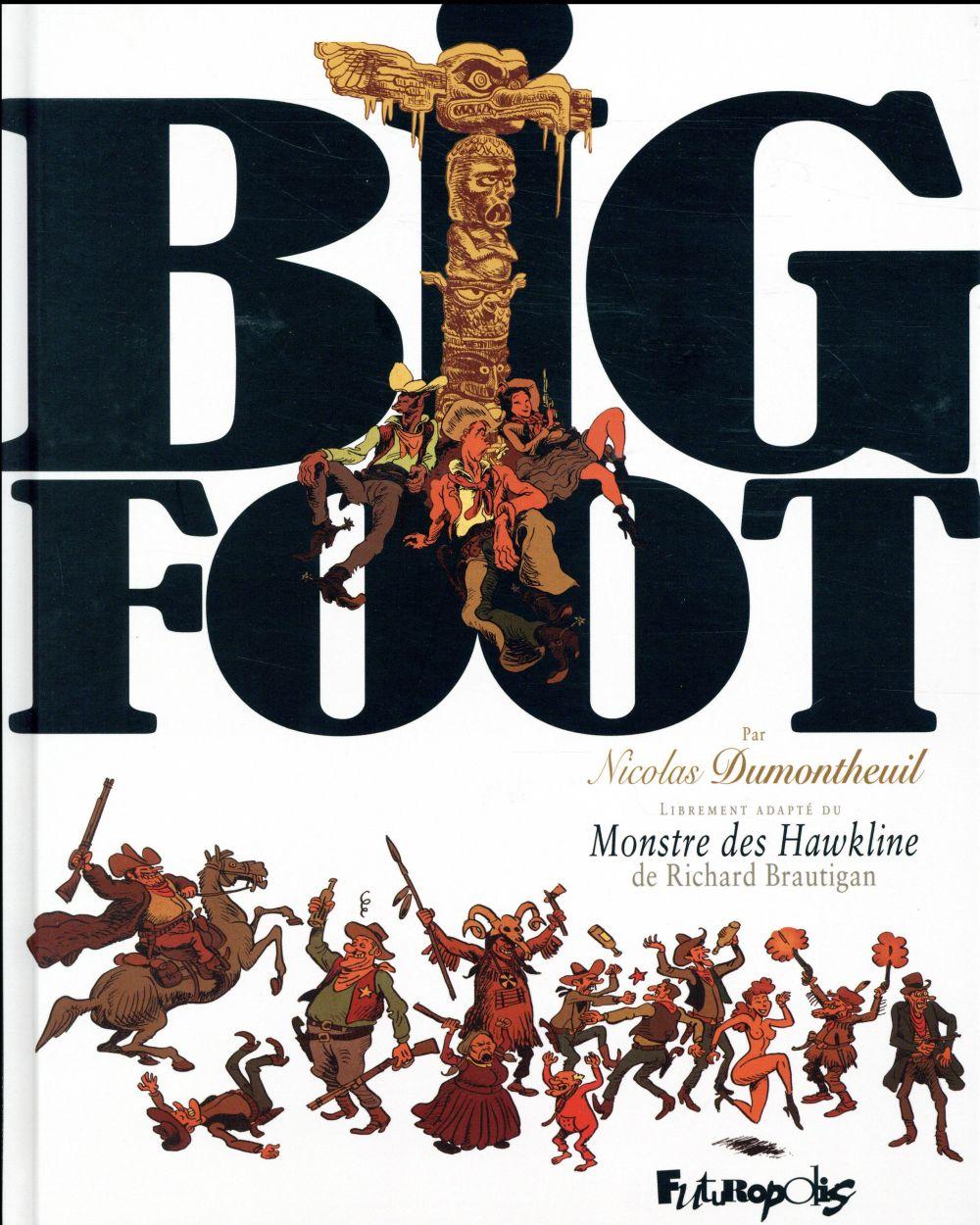 BIG FOOT - L'INTEGRALE