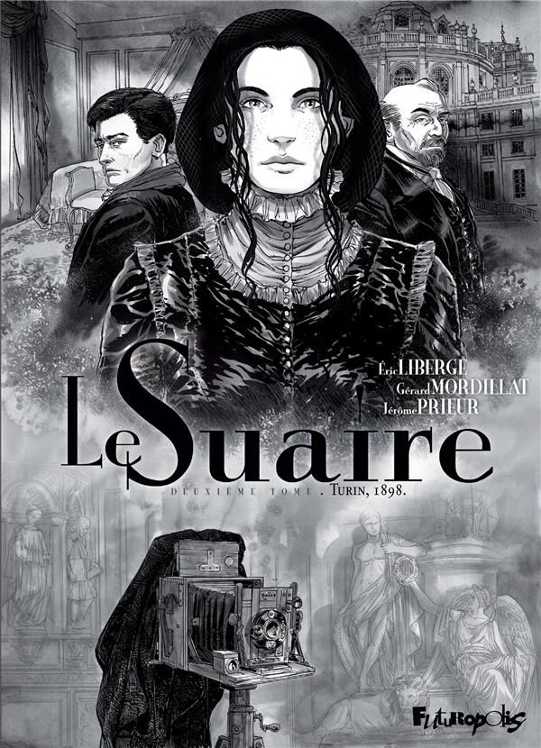 LE SUAIRE (TOME 2-TURIN, 1898)