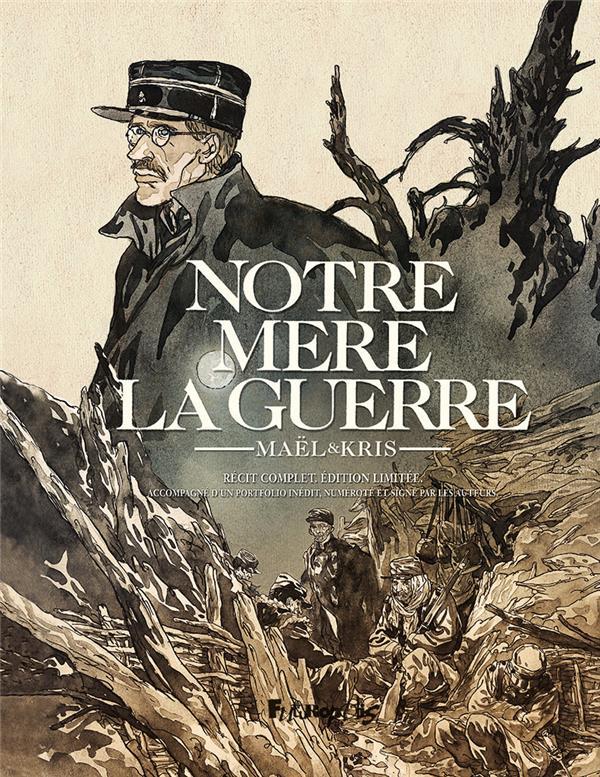 NOTRE MERE-LA-GUERRE INTEGRALE : COFFRET