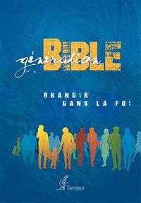 GENERATION BIBLE BLEUE
