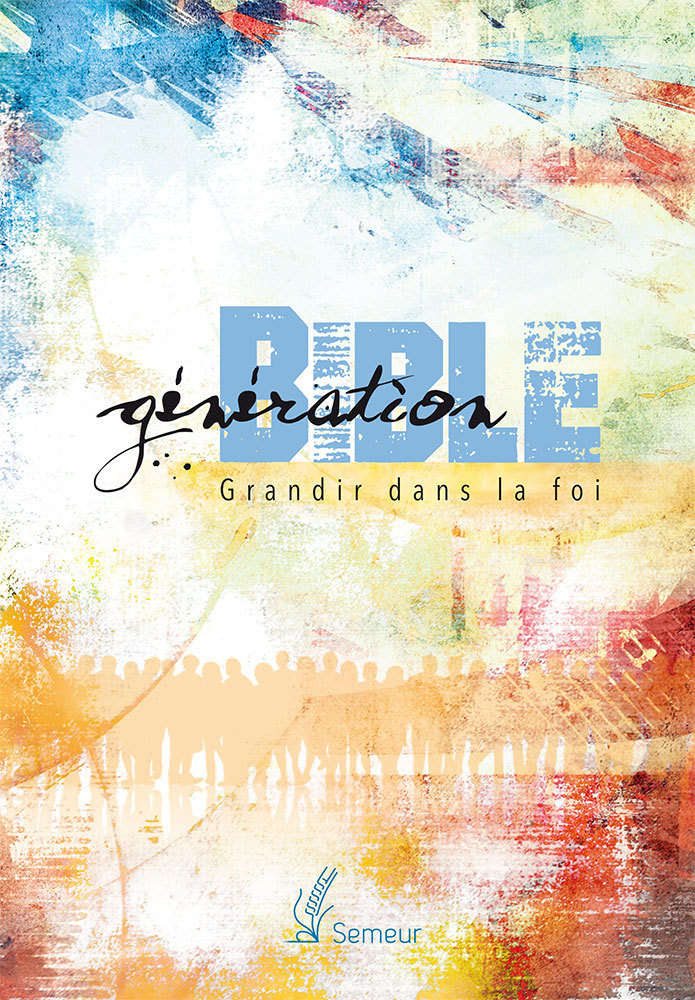 GENERATION BIBLE - COLOREE