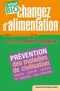 CHANGEZ D'ALIMENTATION - L'ATOUT BIO !