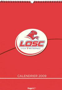 2009 CALENDRIER LOSC