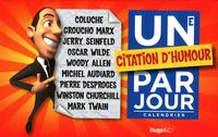 UNE CITATION HUMOUR PAR JOUR 2012