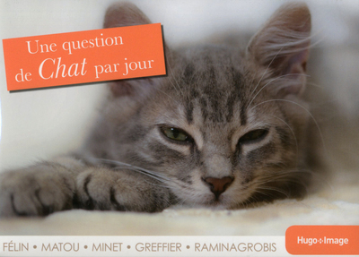 UNE QUESTION DE CHATS PAR JOUR 2014