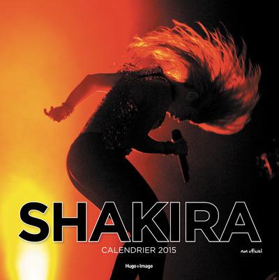 CALENDRIER 2015 SHAKIRA