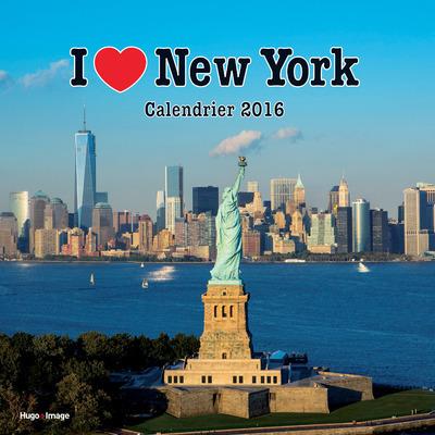 CALENDRIER MURAL 2016 NEW YORK