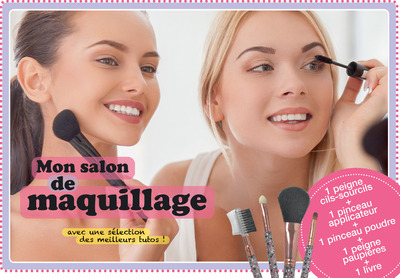 SALON DE MAQUILLAGE
