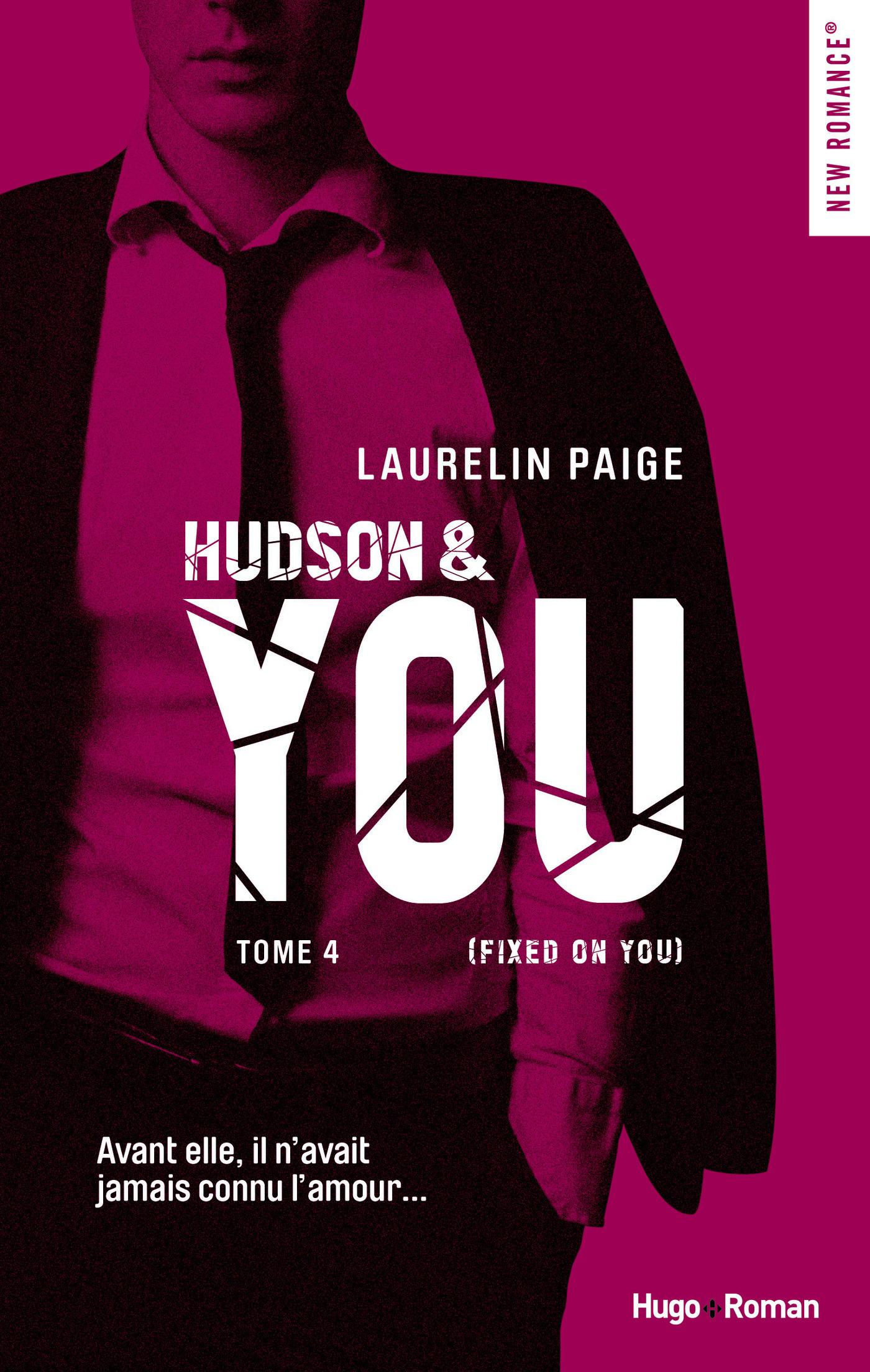 Hudson & You - tome 4 (Fixed on you) -Extrait offert-