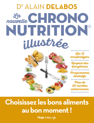 LA NOUVELLE CHRONONUTRITION ILLUSTREE