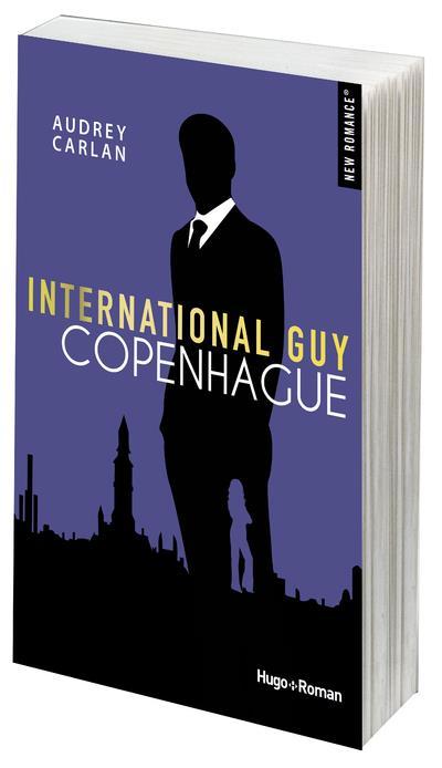 INTERNATIONAL GUY - TOME 3 COPENHAGUE