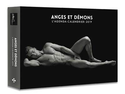 L'AGENDA-CALENDRIER ANGES OU DEMONS 2019