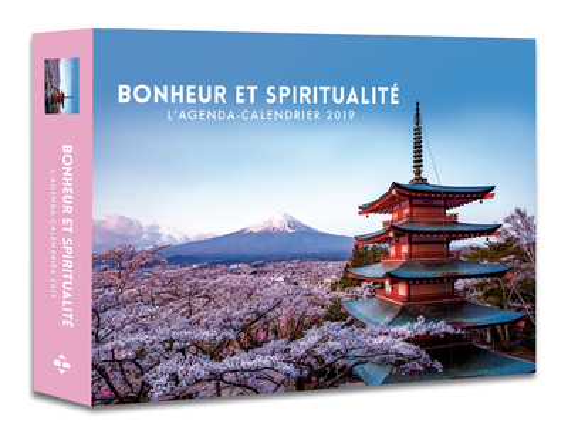 L'AGENDA-CALENDRIER BONHEUR ET SPIRITUALITE 2019