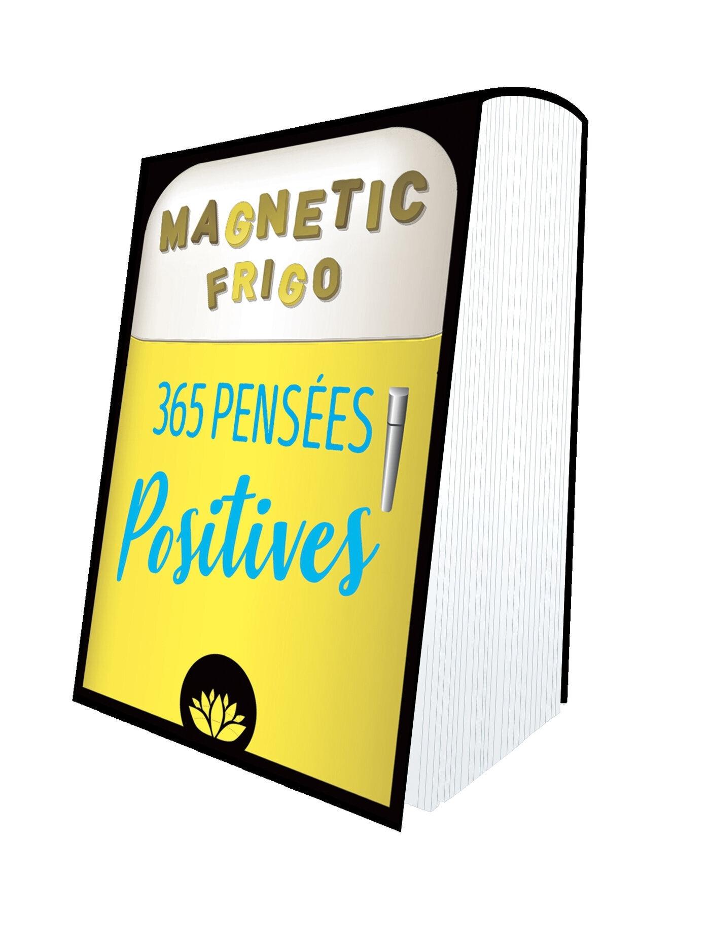 MAGNETIC FRIGO  365 PENSEES POSITIVES