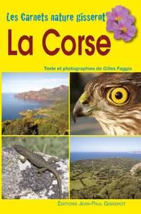 LA CORSE - CARNETS NATURE GISSEROT