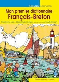 MON PREMIER DICTIONNAIRE FRANCAIS-BRETON  NOUVELLE EDITION