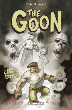 THE GOON T02 ENFANCE ASSASSINEE