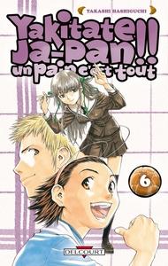 YAKITATE JAPAN T06 UN PAIN C'EST TOUT