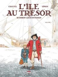 ILE AU TRESOR T01 DE ROBERT STEVENSON