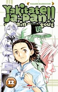 YAKITATE JAPAN T12 UN PAIN C'EST TOUT