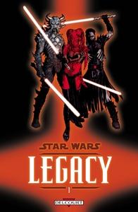 STAR WARS - LEGACY T01  - ANEANTI