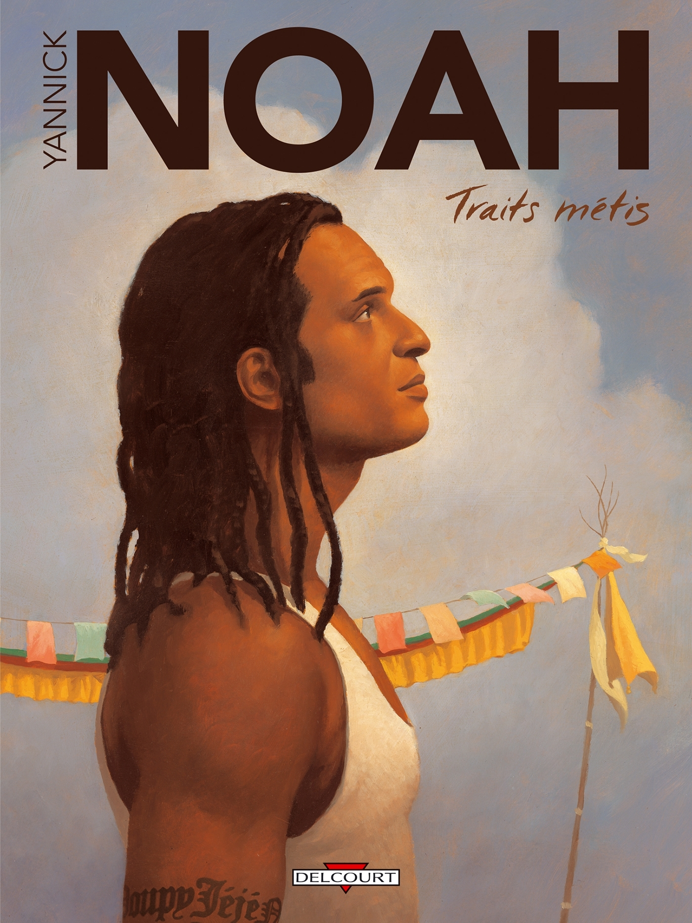 YANNICK NOAH - TRAITS METIS