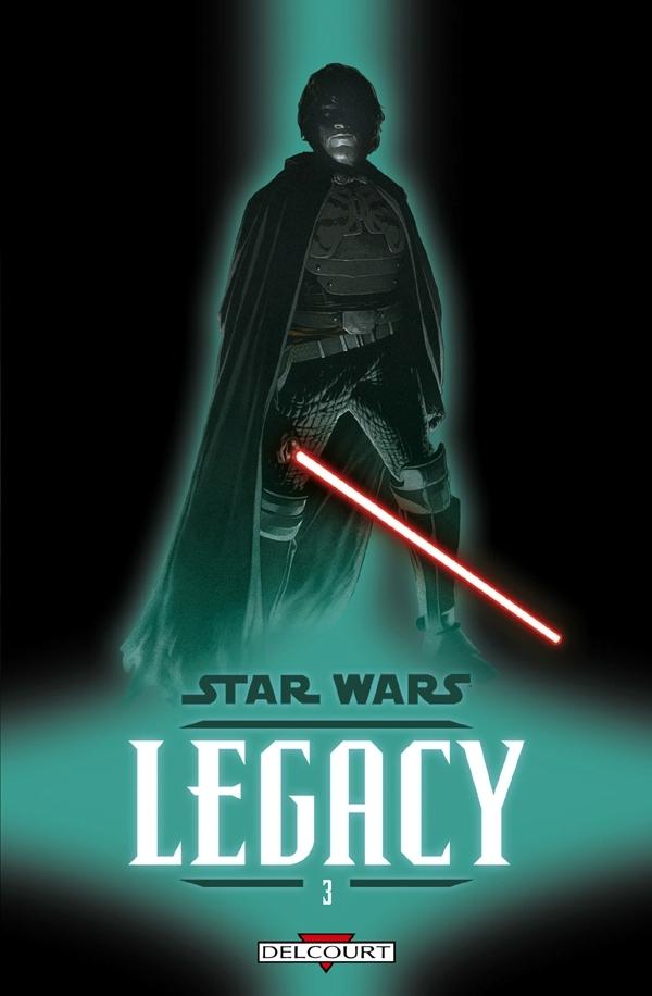 STAR WARS - LEGACY T03 - LES GRIFFES DU DRAGON