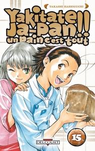 YAKITATE JAPAN T15 UN PAIN C'EST TOUT