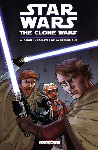 STAR WARS - THE CLONE WARS MISSION T01  - ESCLAVES