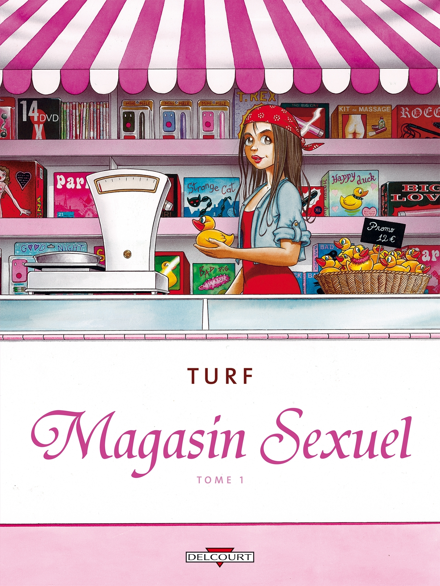 MAGASIN SEXUEL T01