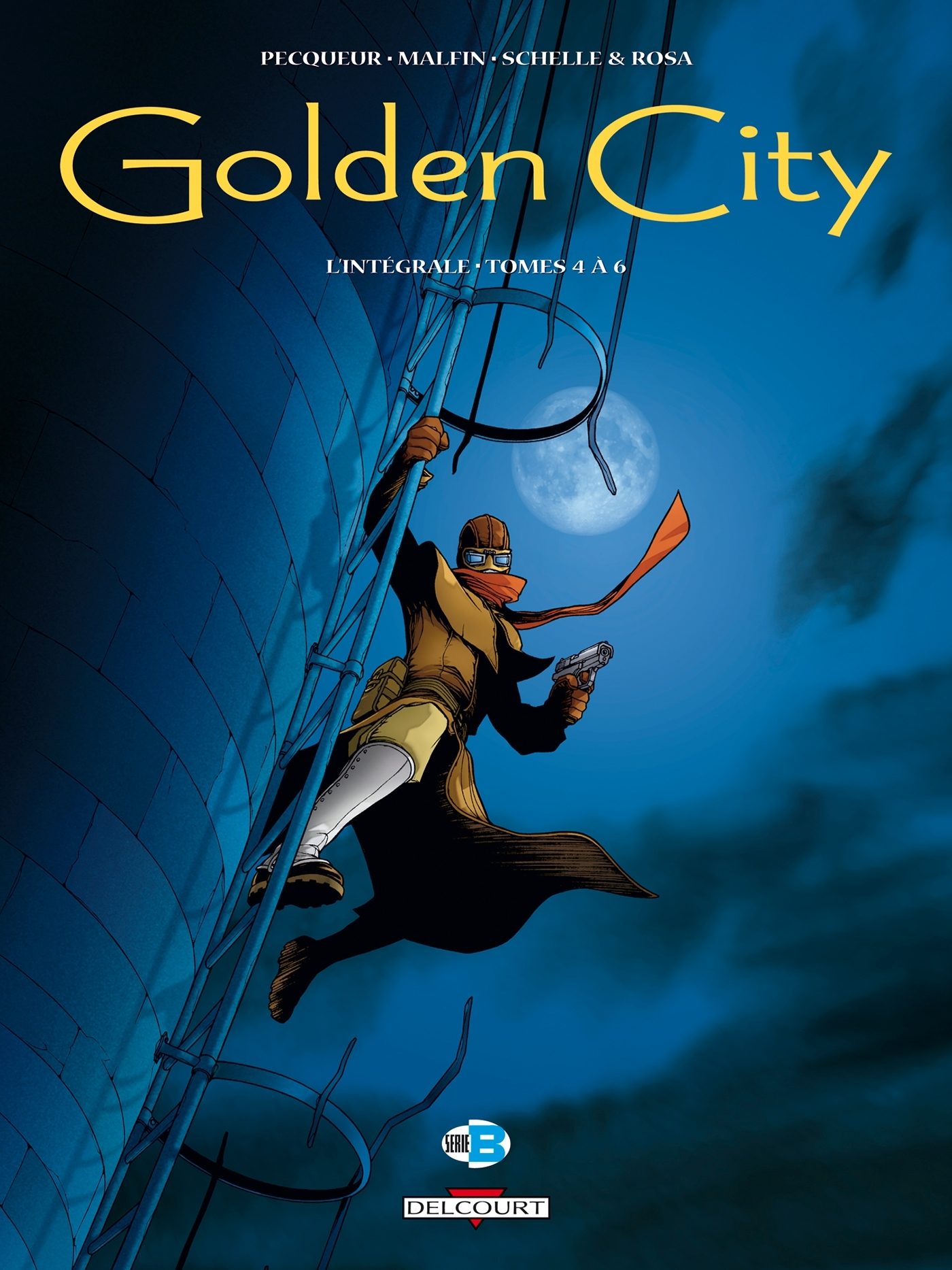 GOLDEN CITY - INTEGRALE (T04 A T06)