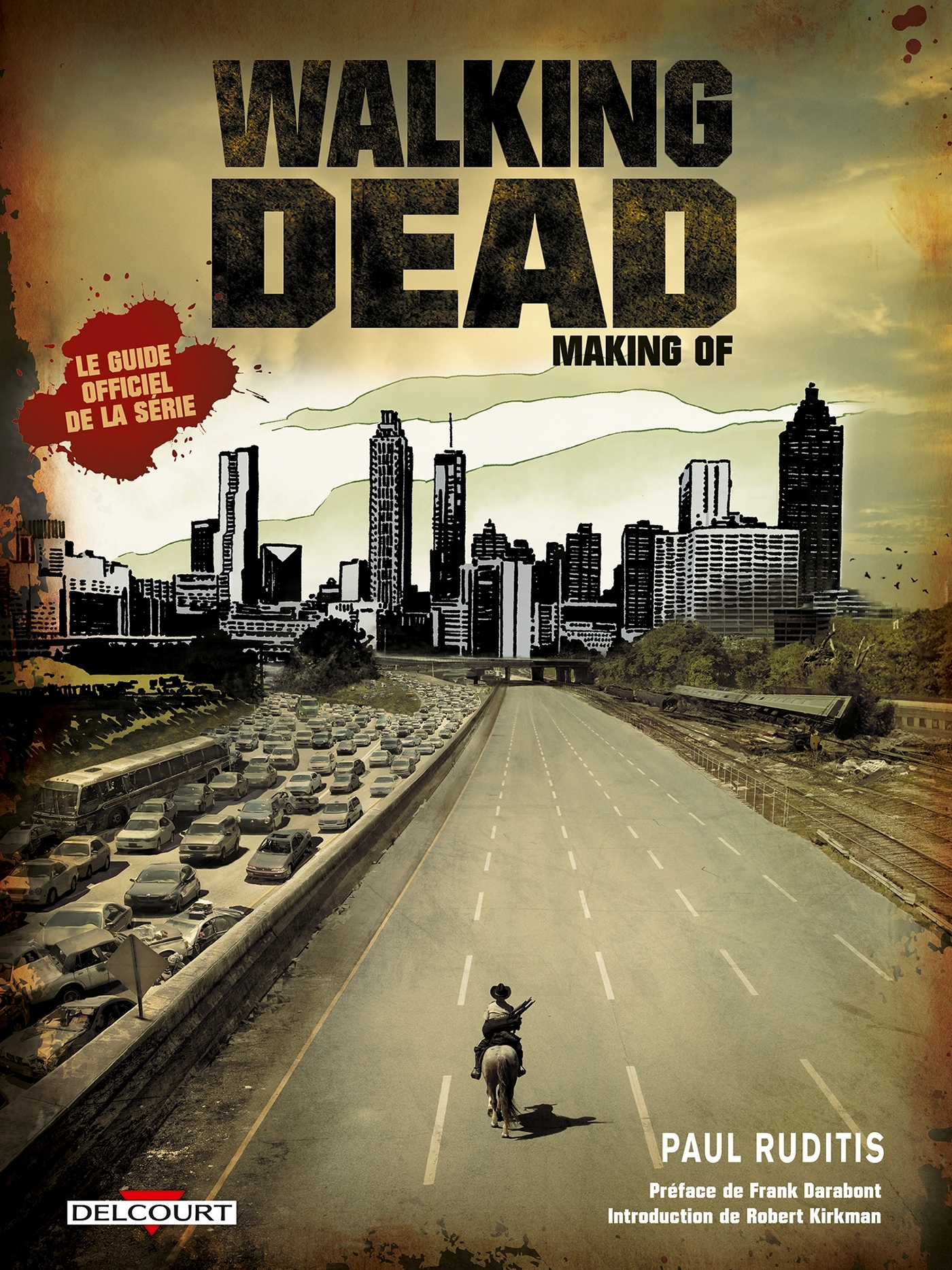 WALKING DEAD MAKING OF