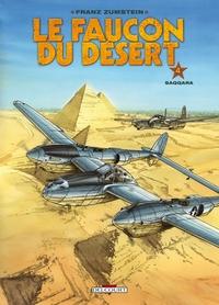 FAUCON DU DESERT T04 SAQQARA
