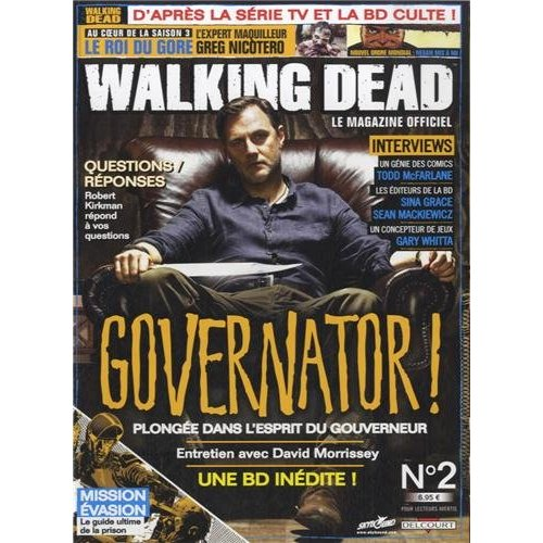 WALKING DEAD COMICS 02