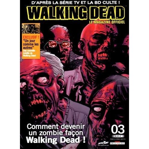 WALKING DEAD COMICS 03