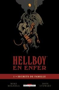 HELLBOY EN ENFER T01 - SECRETS DE FAMILLE