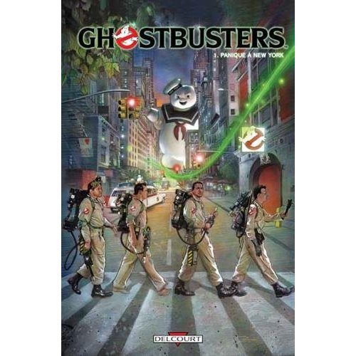 GHOSTBUSTERS T1 - PANIQUE A NEW YORK