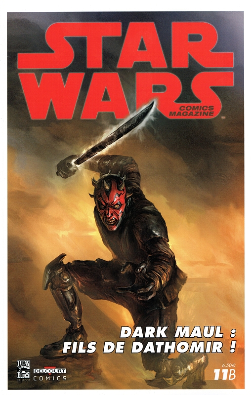 STAR WARS COMICS 11