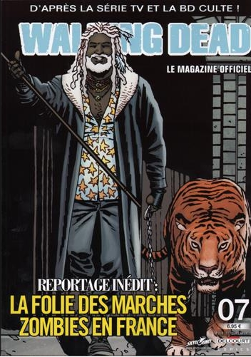 WALKING DEAD COMICS 07