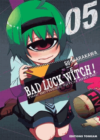 BAD LUCK WITCH ! T5