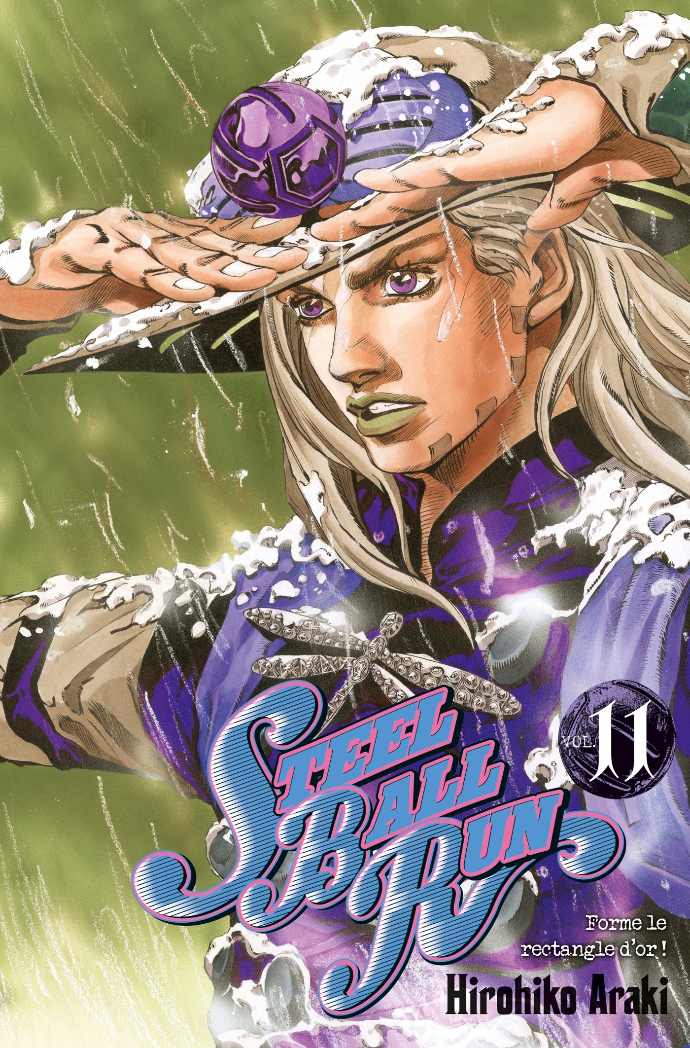 JOJO S - STEEL BALL RUN T11