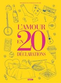 L'AMOUR EN 20 DECLARATIONS