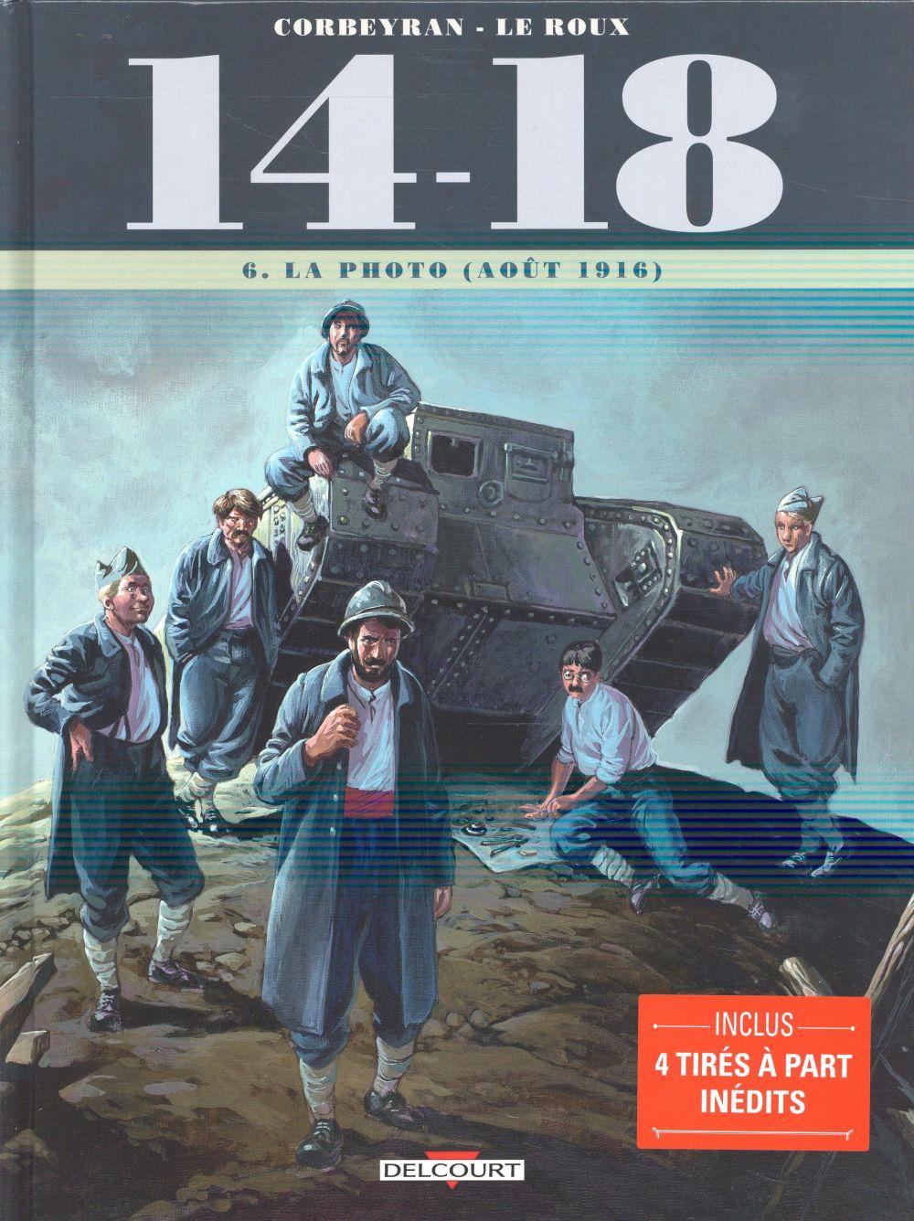 14 - 18 T06 - LA PHOTO (AOUT 1916)