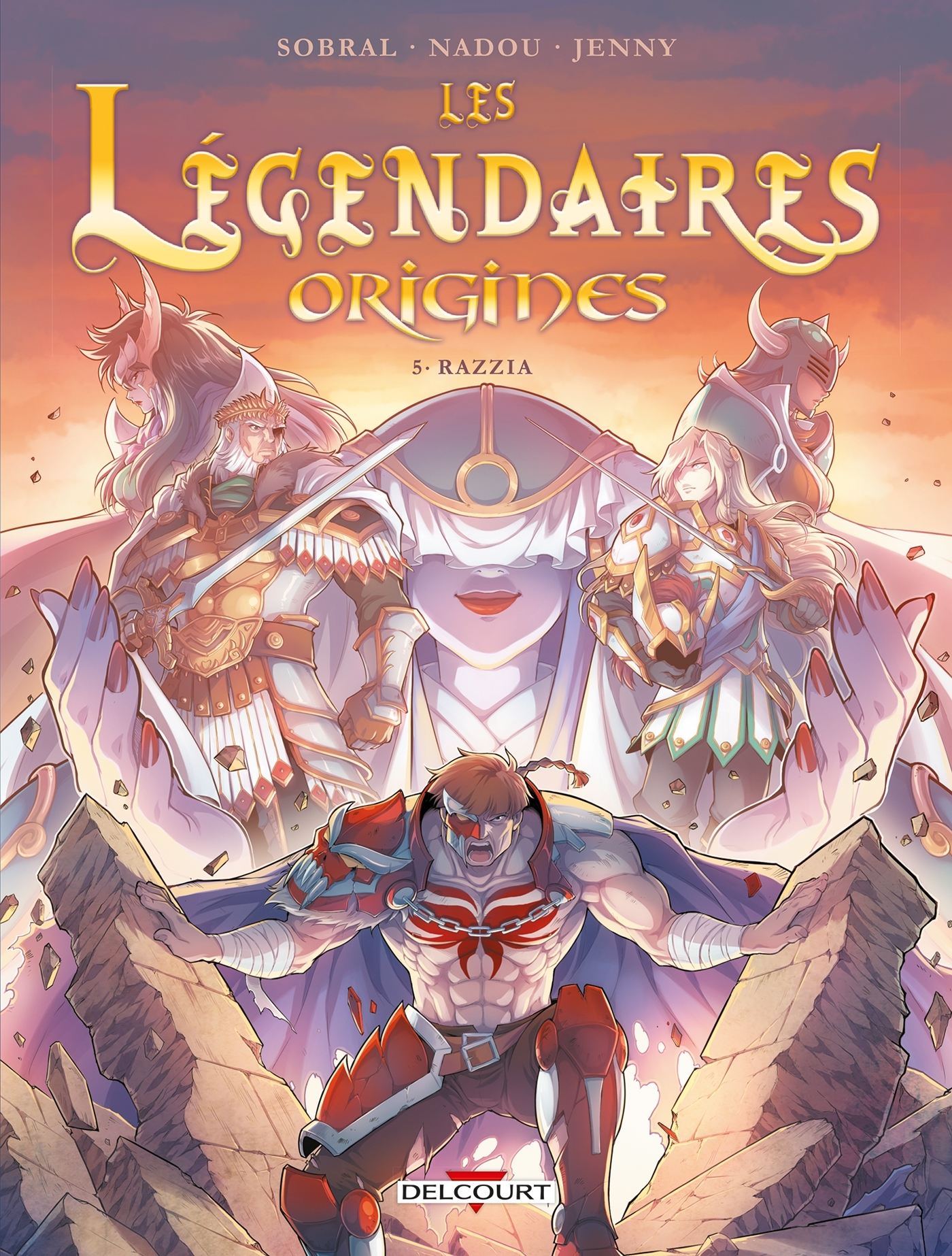 LEGENDAIRES - ORIGINES 5. RAZZIA