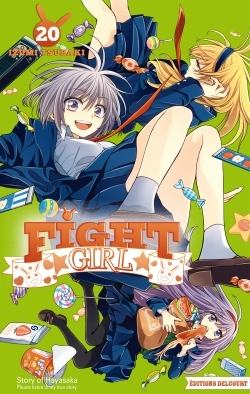 FIGHT GIRL T20