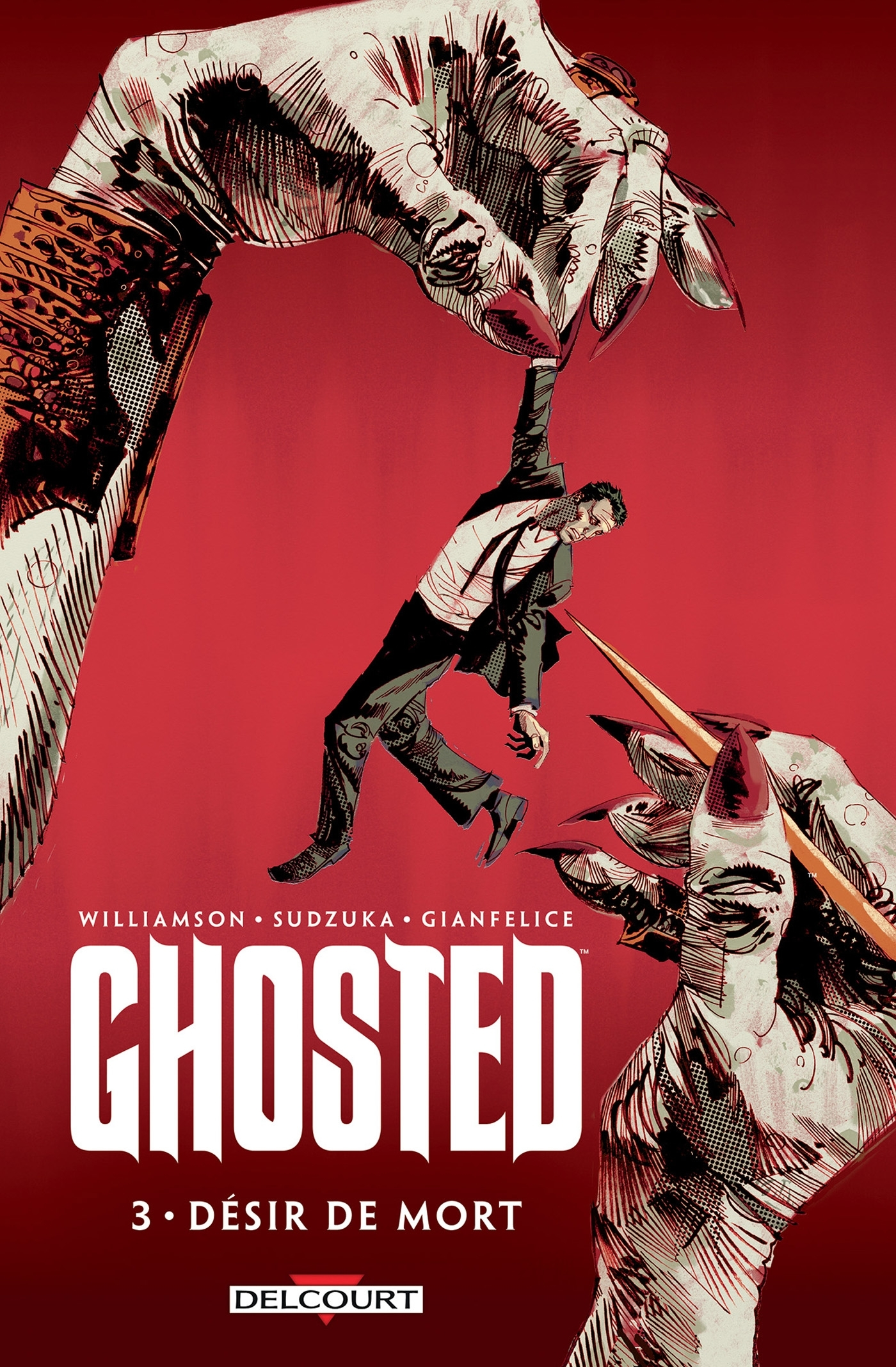GHOSTED T03 - DESIR DE MORT